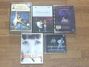 ballet-cd-dvd