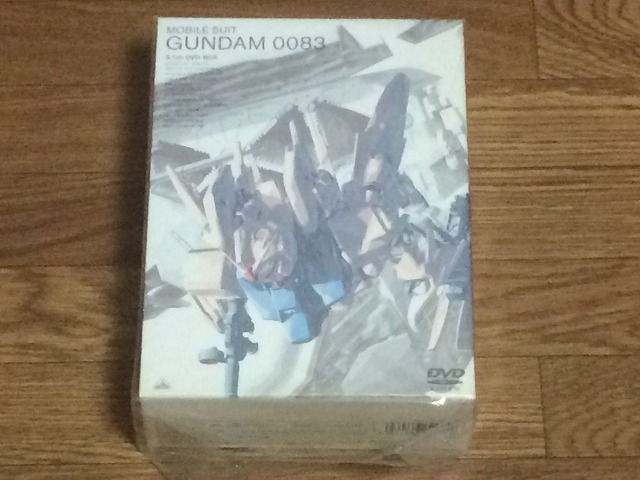 gundam0083-dvd